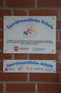 NEUSportfreundliche Schule
